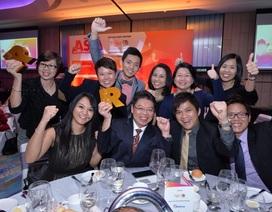 JobStreet.com nhận 2 giải vàng tại Asia Recruitment Awards 2015