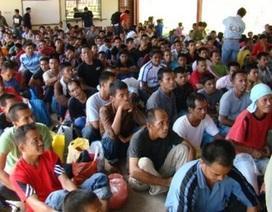 Malaysia kiên quyết trục xuất lao động nước ngoài bất hợp pháp