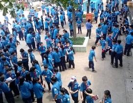 Đủ kiểu tận thu, chia chác của ê kíp tại Trường THCS Lam Sơn