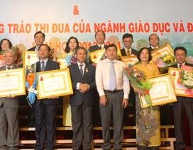 TPHCM: 24 giáo viên nhận danh hiệu Nhà giáo Ưu tú