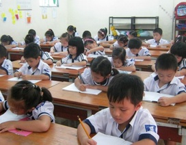 Thi học kỳ 1 tiểu học: Không gây áp lực cho học sinh