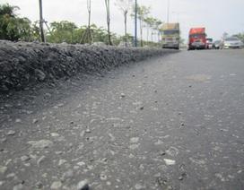 Đại lộ Đông Tây sắp được thông xe sau 5 tháng sửa lún