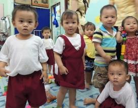 """TPHCM: Trẻ mầm non """"cậy"""" cơ sở ngoài công lập"""