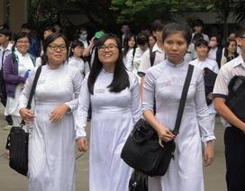 Học sinh TPHCM bước vào kỳ thi thử THPT quốc gia