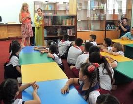 Gần 90 trường tham gia chương trình tiếng Anh tích hợp