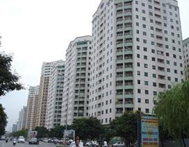 Hà Nội sửa nhà hỏng để bố trí tái định cư
