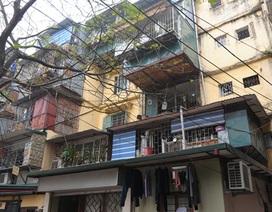 Hà Nội: Đầu tư 1000 tỷ đồng xây mới khu tập thể Nghĩa Đô