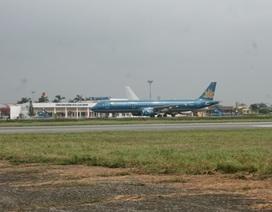 Cảng hàng không Cát Bi hủy toàn bộ các chuyến bay do thời tiết xấu