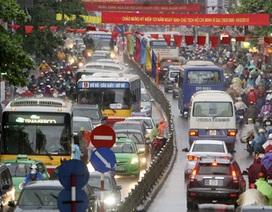 Thực trạng giao thông nơi phát lộ Đàn Xã Tắc