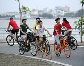 Xe đạp trở lại