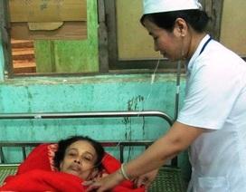 Bệnh viện tuyến huyện phẫu thuật thành công khối u nặng 2kg