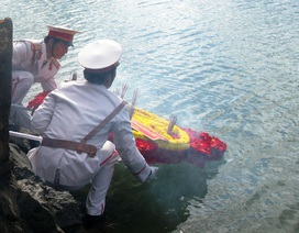 Kỷ niệm 50 năm ngày bến Vũng Rô đón chuyến hàng đầu tiên của tàu không số