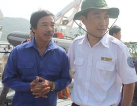 8 ngư dân lênh đênh gần 1 tuần trên tàu hỏng đã trở về an toàn