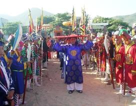 Độc đáo chèo Bá trạo trong lễ hội Cầu ngư