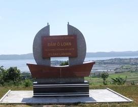 Khai thác thủy sản tận diệt ở Di tích quốc gia đầm Ô Loan