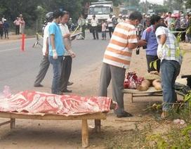 Truy tìm ô tô tông chết 2 mẹ con rồi bỏ trốn