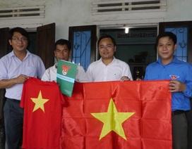 Hỗ trợ tàu cá ngư dân bị tàu Trung Quốc tấn công