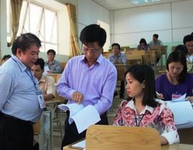 Thứ trưởng Bùi Văn Ga: Không đặt ra áp lực về tỷ lệ học sinh đậu hay rớt