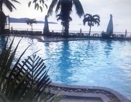 Hai bà cháu người Hà Nội tử vong trong bể bơi ở Quy Nhơn