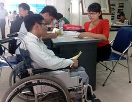 Người khuyết tật cần vượt qua mặc cảm khi tìm việc