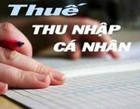 Giảm thuế TNCN đối với người làm việc tại Khu kinh tế