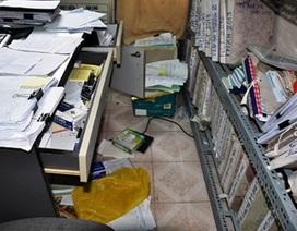 Vụ trộm đột nhập vào UBND TP Tam Kỳ: Mất 22,5 triệu đồng