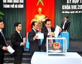 Chủ tịch HĐND TP Đà Nẵng có nhiều phiếu tín nhiệm cao nhất