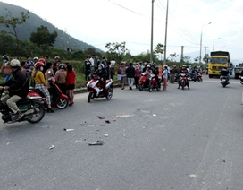 Tai nạn giao thông, một người nước ngoài tử vong