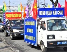 """Đà Nẵng phát động năm """"văn hóa văn minh đô thị 2015"""""""