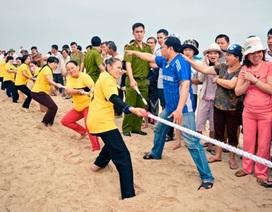Ngư dân nô nức với lễ hội cầu ngư