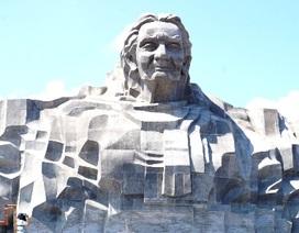 Ngắm Tượng đài Mẹ Việt Nam Anh hùng lớn nhất nước sắp khánh thành