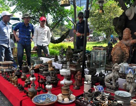 Phiên chợ xưa gợi nhớ nhiều kỷ niệm