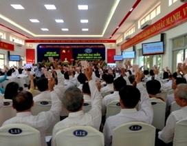 Chủ tịch quận không trúng cử BCH Đảng bộ quận nhiệm kỳ mới