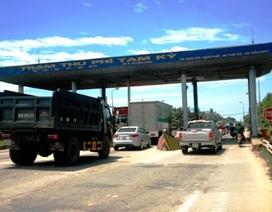 Doanh nghiệp cố tình thu phí đường bộ dù đã có lệnh dừng