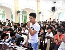 Bí thư Đà Nẵng trò chuyện với 100 thanh thiếu niên sử dụng ma túy