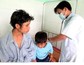 Bệnh bạch hầu ở Quảng Nam đã được khống chế