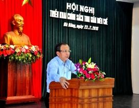 Đà Nẵng lên kế hoạch giảm ít nhất 10% biên chế