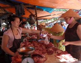 Giá thịt lợn sẽ giảm 10-15%