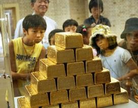Các nước đua nhau mua vàng