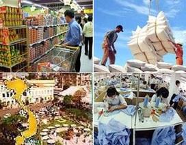 3 kịch bản tăng trưởng kinh tế Việt Nam năm 2012