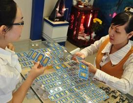 Giá vàng bất ngờ tăng vọt qua mốc 42,5 triệu đồng/lượng