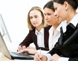 Muốn thành công, phái nữ nên nói ít hơn