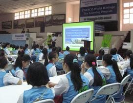 Panasonic chung tay cùng thế hệ trẻ bảo vệ di sản thế giới