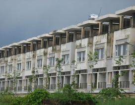 Loạt nhà triệu đô khu Văn Phú sụt lún, dọa sập
