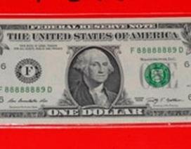 Tờ 1 USD Quý Tỵ giá 5 triệu đồng