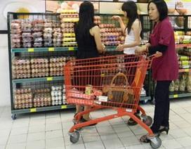 TPHCM: Họp gấp vì giá trứng tăng kỷ lục