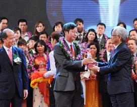 Vingroup tiếp tục có tên trong Top 10 Thương hiệu mạnh Việt Nam