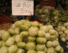 Tạ rau không mua nổi cân thịt