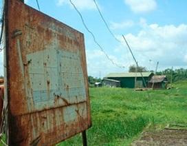 30-40% dự án BĐS có thể bị thu hồi: Khóa van nước xả lãng phí