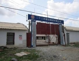 Lộn xộn lao động Trung Quốc